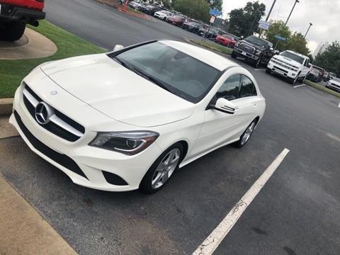 2016 Mercedes-Benz CLA for sale in Norcross, GA