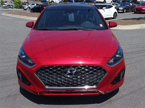2018 Hyundai Sonata for sale in Norcross, GA
