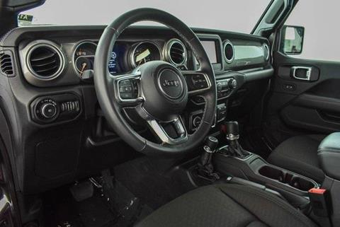 2019 Jeep Wrangler Unlimited for sale in Norcross, GA