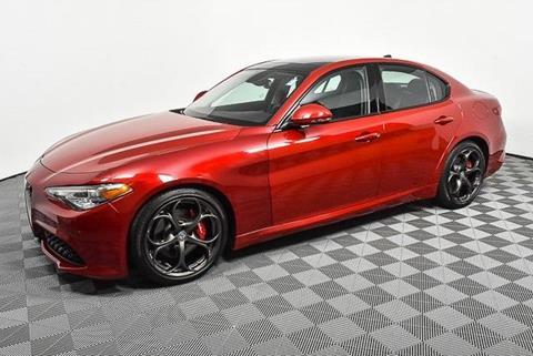 2017 Alfa Romeo Giulia for sale in Norcross, GA