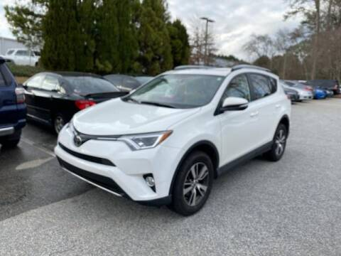 2017 Toyota RAV4 XLE for sale at Credit Union CarFinders in Norcross GA