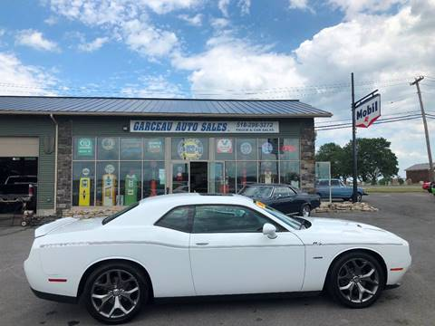 2016 Dodge Challenger for sale in Champlain, NY