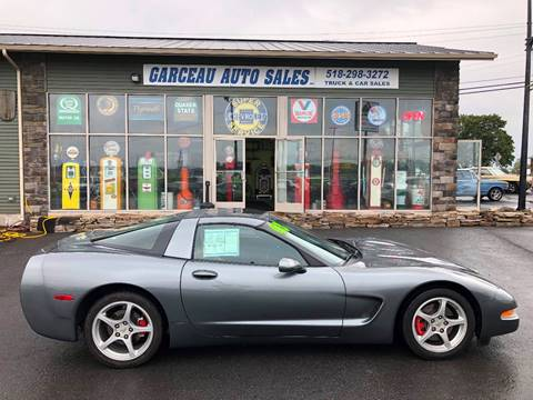 2003 Chevrolet Corvette for sale in Champlain, NY