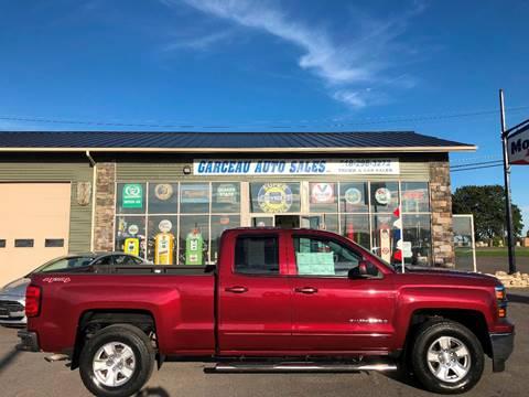 2015 Chevrolet Silverado 1500 for sale in Champlain, NY