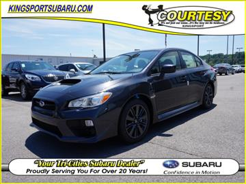 2017 Subaru WRX for sale in Kingsport, TN