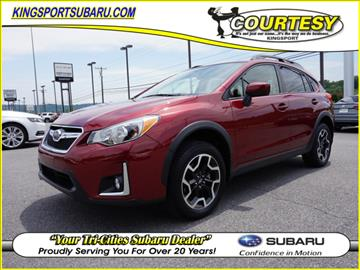 2017 Subaru Crosstrek for sale in Kingsport, TN