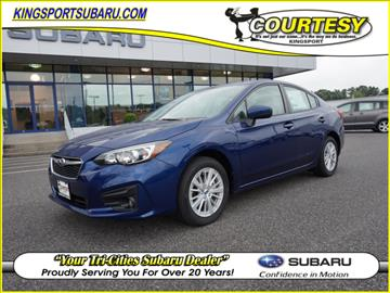 2017 Subaru Impreza for sale in Kingsport, TN