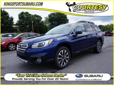 2017 Subaru Outback for sale in Kingsport, TN