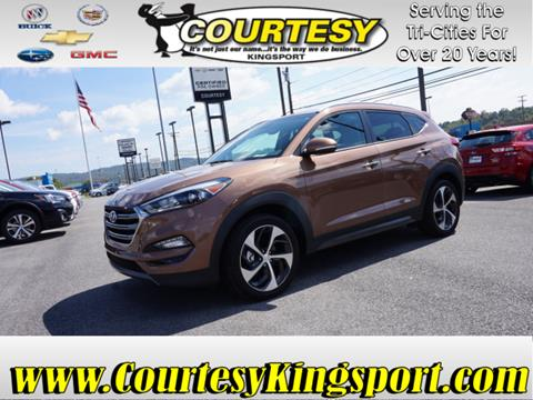 2016 Hyundai Tucson for sale in Kingsport, TN
