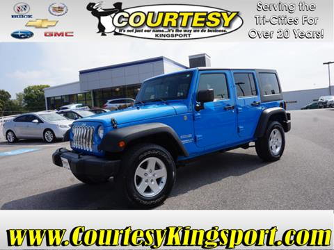 2011 Jeep Wrangler Unlimited for sale in Kingsport, TN