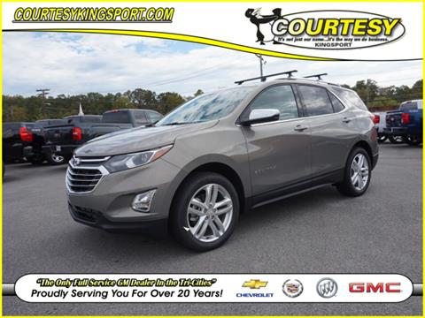 2018 Chevrolet Equinox for sale in Kingsport, TN