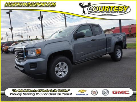 2018 GMC Canyon for sale in Kingsport, TN