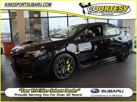 2018 Subaru WRX for sale in Kingsport, TN