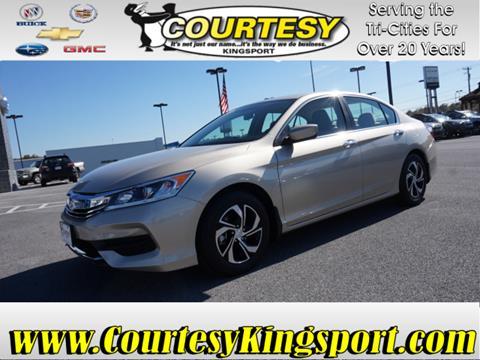 2017 Honda Accord for sale in Kingsport, TN