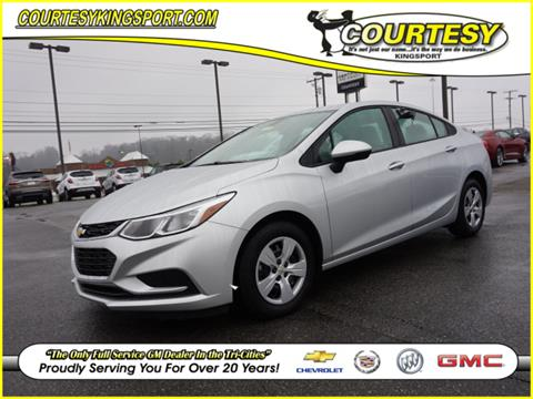 2018 Chevrolet Cruze for sale in Kingsport, TN