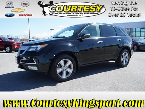 2010 Acura MDX for sale in Kingsport, TN