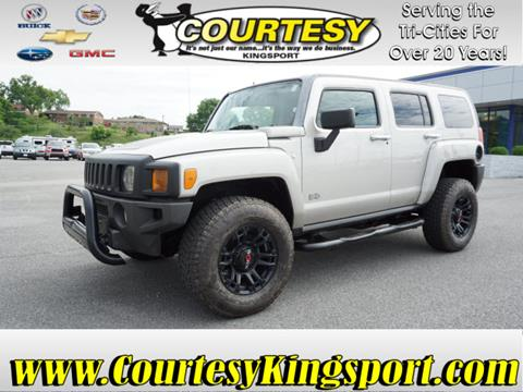 2007 HUMMER H3 for sale in Kingsport, TN