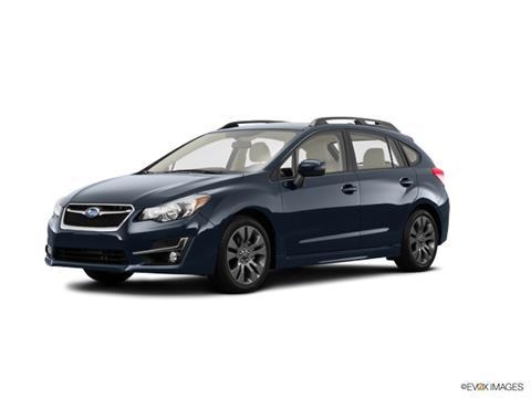 2016 Subaru Impreza for sale in Kingsport, TN