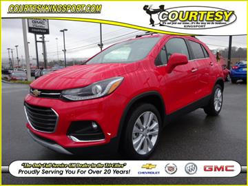 2017 Chevrolet Trax for sale in Kingsport, TN