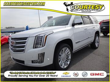 2017 Cadillac Escalade for sale in Kingsport, TN