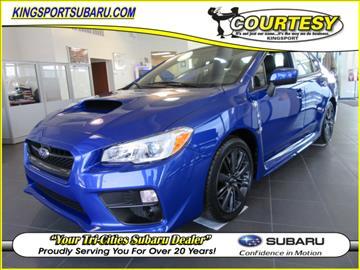 2017 Subaru WRX for sale in Kingsport, TN