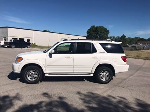 2002 Toyota Sequoia for sale in Carter Lake, IA