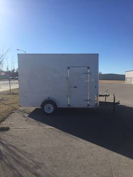 2018 Carry-On 6X12 CARGO TRAILER