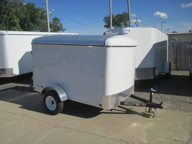 D And D Trailers >> 1 Custom 4x6 Enclosed Trailer In Carter Lake Ia D And R