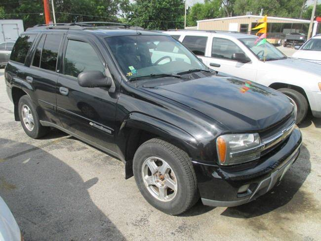 2003 Chevrolet Trailblazer LT 4WD 4dr SUV In Carter Lake IA - D and