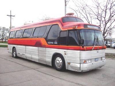 1998 GMC Bus 4107 motorhome for sale in Carter Lake, IA