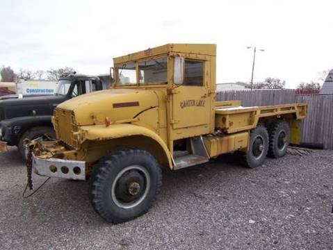 1980 GMC 6x6 for sale in Carter Lake, IA