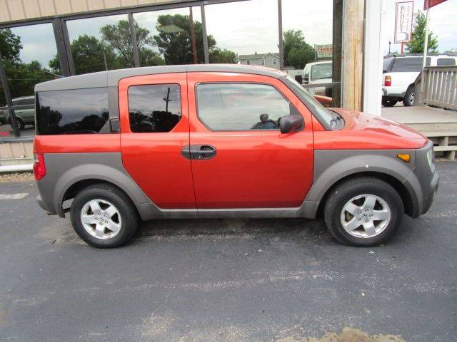 2003 Honda Element Dx 4dr Suv In Carter Lake Ia D And R Auto Sales