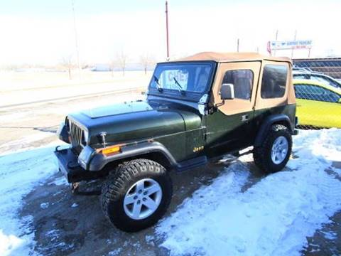 1995 Jeep Wrangler For Sale In Carter Lake, IA
