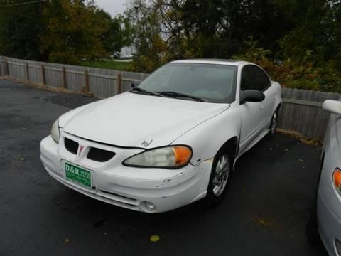 2004 Pontiac Grand Am for sale in Carter Lake, IA