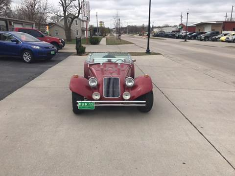 1979 Tiger Morgan roadster for sale in Carter Lake, IA