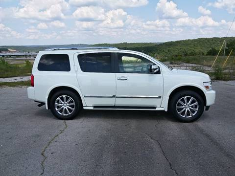 2008 Infiniti QX56 for sale in Lake Ozark, MO