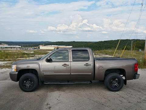 2008 Chevrolet Silverado 1500 for sale in Lake Ozark, MO
