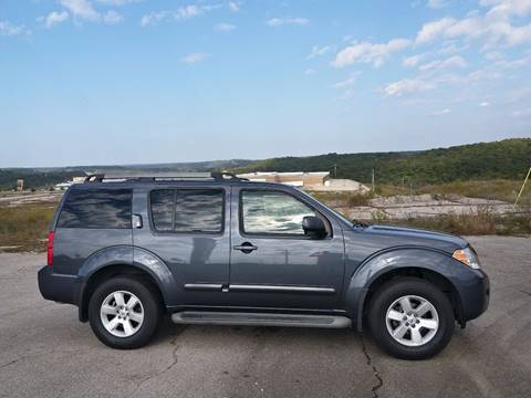 2012 Nissan Pathfinder for sale in Lake Ozark, MO