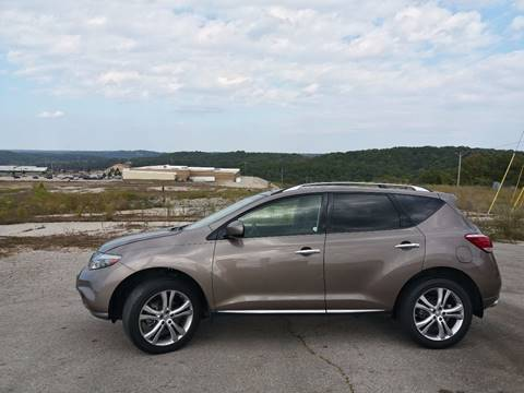 2011 Nissan Murano for sale in Lake Ozark, MO