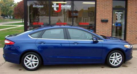 2016 Ford Fusion for sale in Yankton, SD