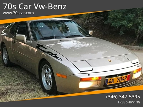 1986 Porsche 944 for sale in Free Shipping Ebay Amazon, CA