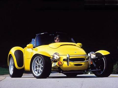 1999 1999 PANOZ ROADSTER Panoz AIV Roadster for sale at On Line VW BENZ 70'sCar Group in Warehouse CA