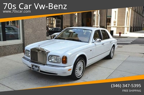 used rolls-royce silver seraph for sale in california - carsforsale®