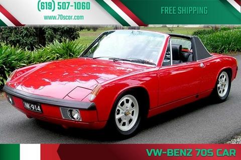 1972 Porsche 914 for sale in Free Shipping Ebay Amazon, CA