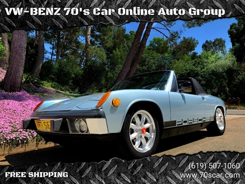 1973 Porsche 914 for sale in E-Commerce By Free Shipping, CA