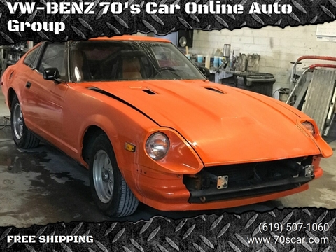 Used 1980 Datsun 280zx For Sale In Memphis Tn Carsforsale Com
