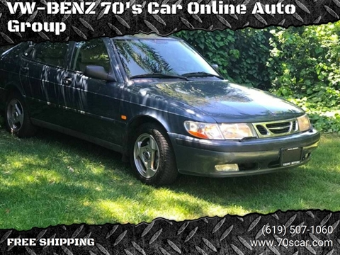 1999 Saab 9-3 for sale in E-Commerce By Free Shipping, CA