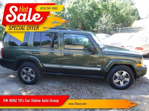 2006 Jeep Commander for sale in E-Commerce By Free Shipping, CA