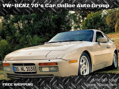 1986 Porsche 944 for sale in Online Warehouse Free Shipping, CA