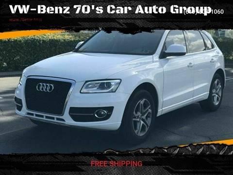 2012 Audi Q5 for sale in Corona Warehouse, CA